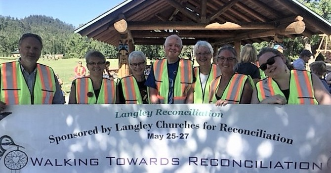 Willoughby Church Joins Reconciliation Walk  image