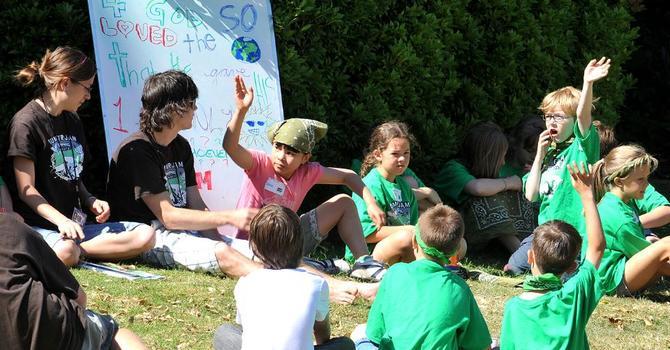 Summer Serve - Volunteers image