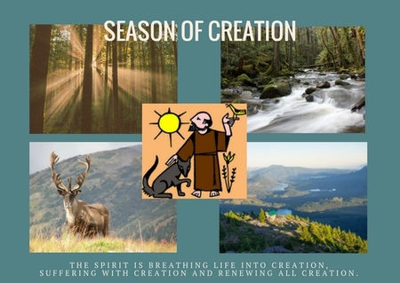 Season of Creation - the Spirit Series