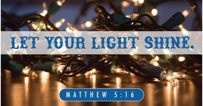 Let Your Light Shine Home Tour image