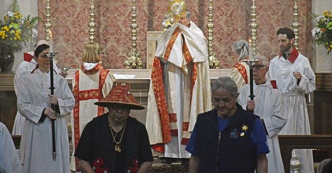 Sermon for the Feast of Corpus Christi