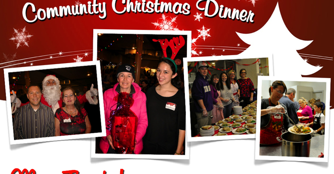 North Shore Christmas Dinner - Thanks! image