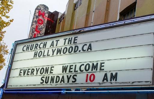 Church at the Hollywood