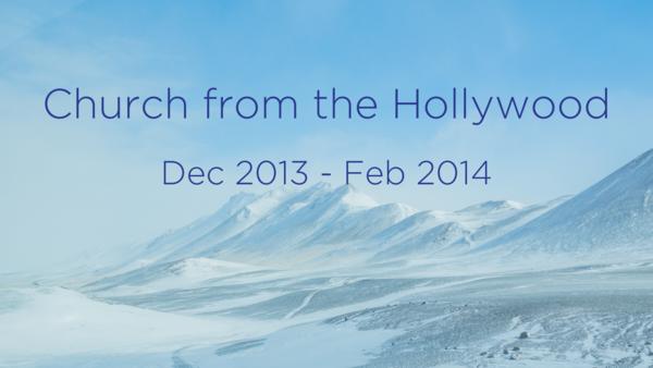 Winter: Dec 2013 - Feb 2014