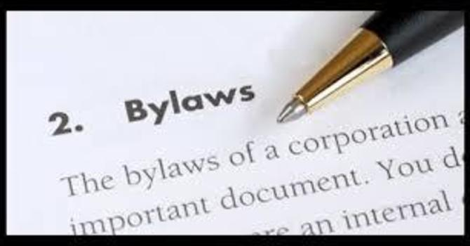 Proposed Bylaws are found here! image