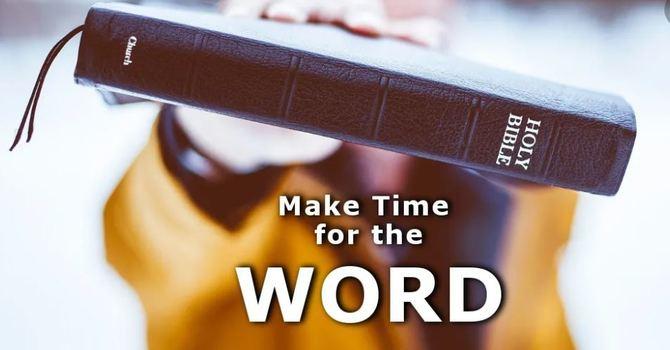 Jr. High & High School Message   God is in Control   Rev. Francis