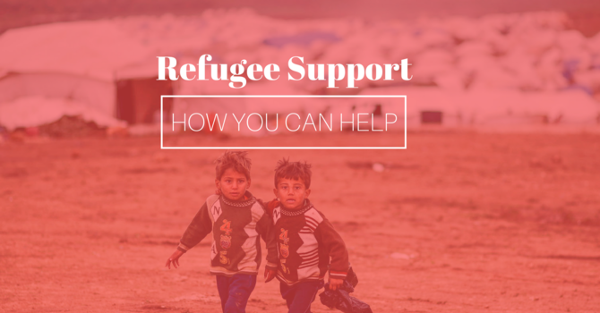 Refugee Support image