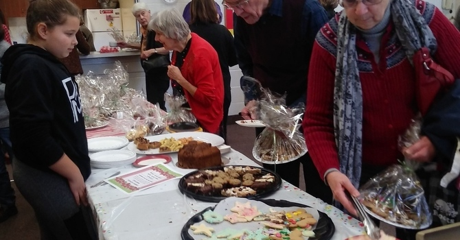 Congratulations to our kids on a great bake sale! image