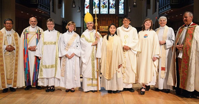 Heralds of the Kingdom - Ordinations 2018 image