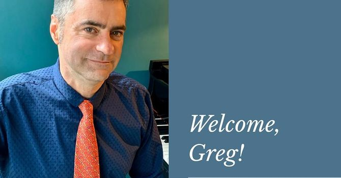 Welcome to Dr. Greg Caisley image