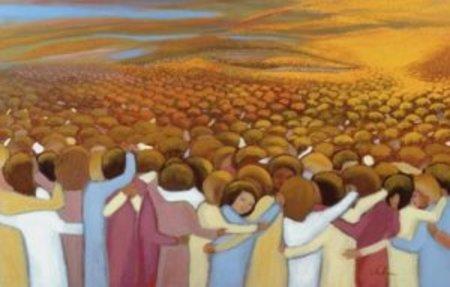 "Sermon ""Saintly Living"" on All Saints' Day"