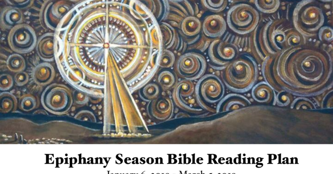 Epiphany Season Reading Plan image