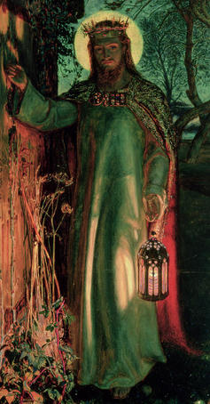 1 the light of the world william holman hunt