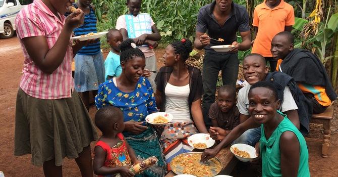 Soup in Jinja, Uganda image