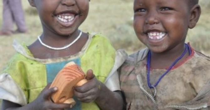 Imani Orphan Care in Kenya image