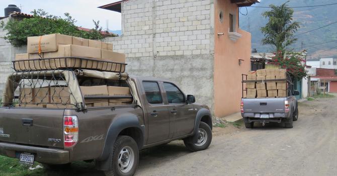 Servants in Guatemala image