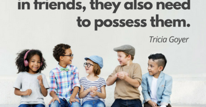 5 Traits of a Good Friend (& How to Help Kids Develop Them)