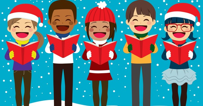 Merry Christmas Sing-Along, Dec. 8th 7 pm. image