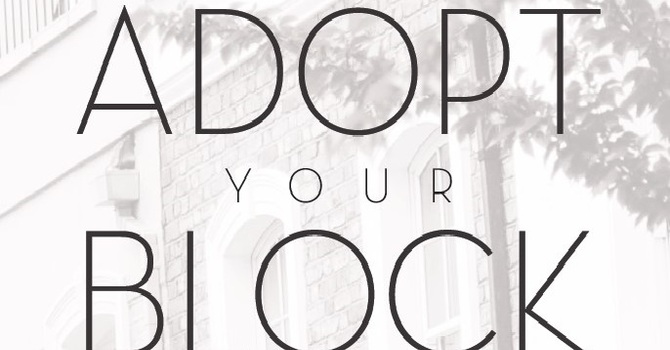 Adopt-Your-Block: December image