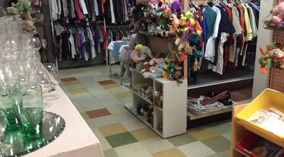 Thrift Shop & Furniture Sales