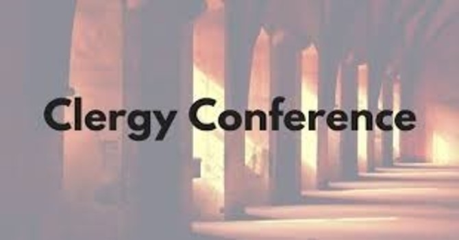Clergy Conference