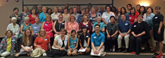 General synod volunteers 2