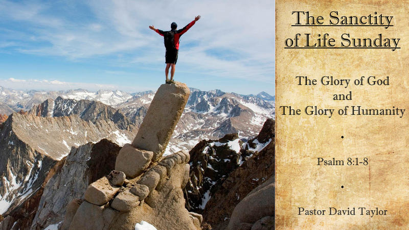 The Glory of God and the Glory of Humanity