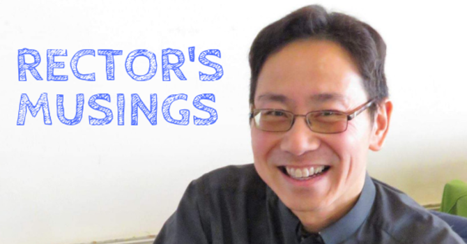 Rector's Musings: Season of Lent image