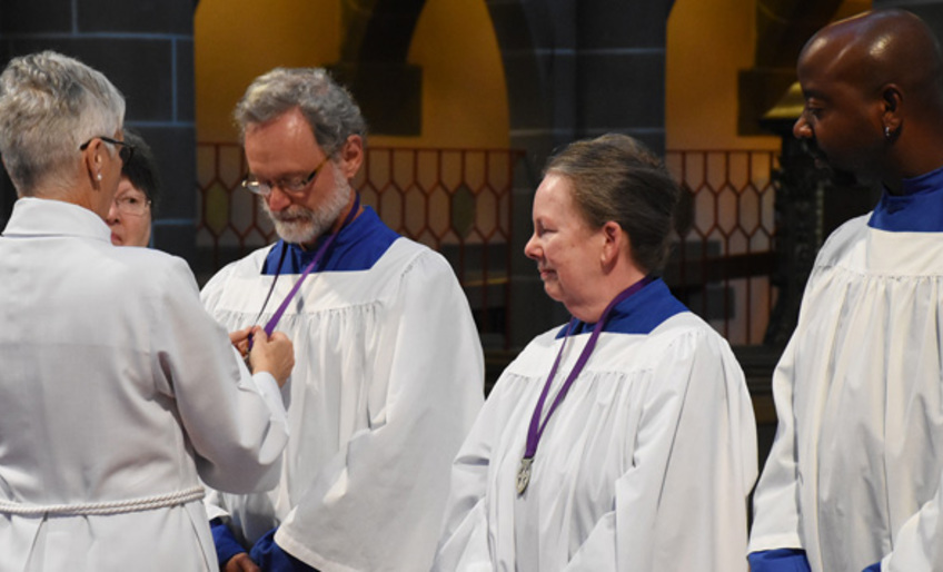 Cathedral Servers Recognized
