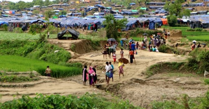 Rohingya  Update - Thank you from Tearfund image