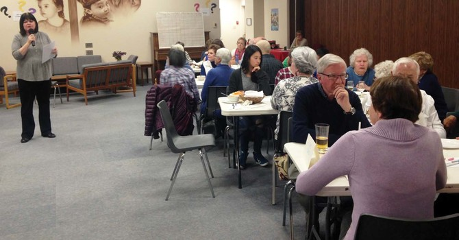 Trivia Night Builds Parish Community image