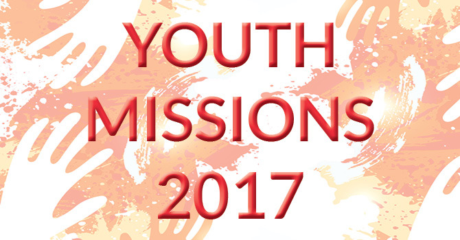 Youth Missions 2017 image