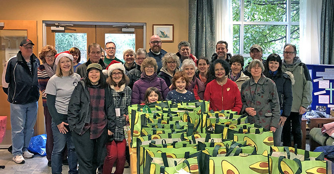 Westside Anglicans Neighbourhood Ministry Gives Thanks image