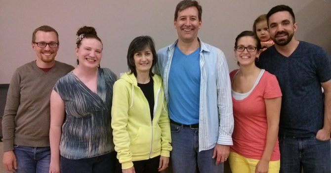 Welcome to Our New Pastoral Staff!! image