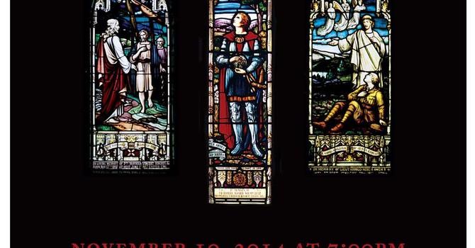 """DUTY CALLS""    Men of Christ Church Go to War  image"