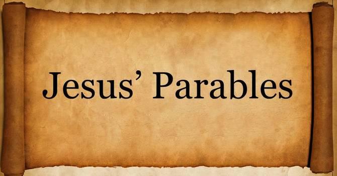 Jesus' Parables image