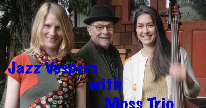 Jazz Vespers with Moss Trio