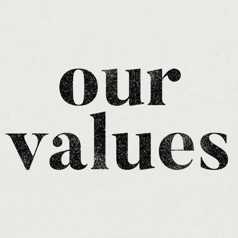 We Value a Flourishing Community