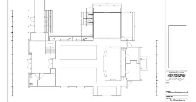 Parish Conversation on New Sanctuary Design
