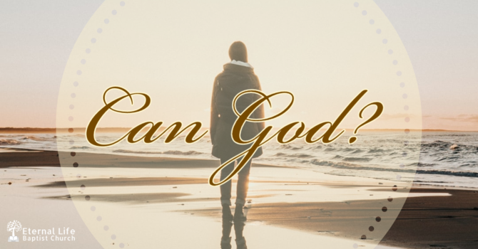 Can God?