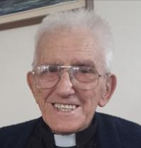 The Rev'd Canon Russell Elliott