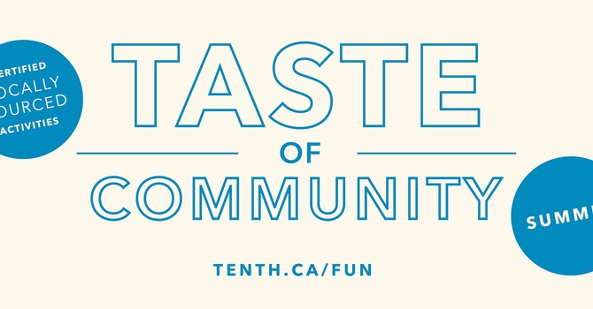 Taste of Community | Kits