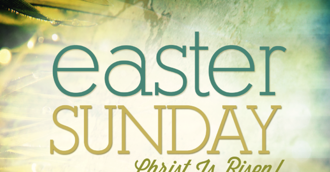 March 27th Easter Bulletin image