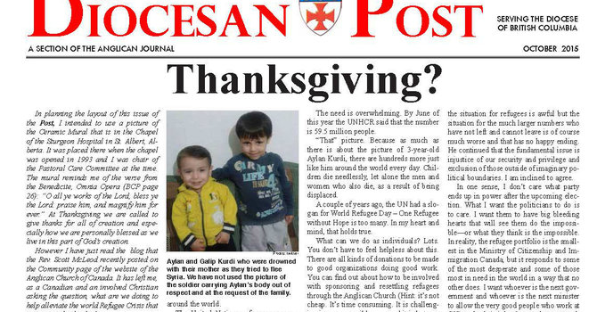 October 2015 Diocesan Post image