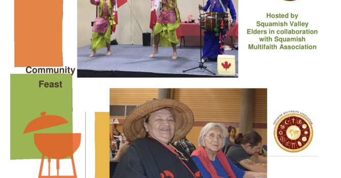 Squamish Multicultural Day February 1st image