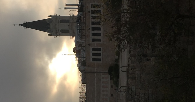 Nov. 7 -Jerusalem's past and Present:  image