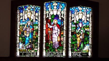 St. Martin's History Moment I