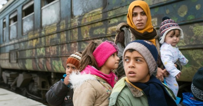 Missions Monday: 1,100 Refugees in BC image