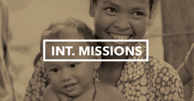 Missions Monday: Meet our Missionaries image