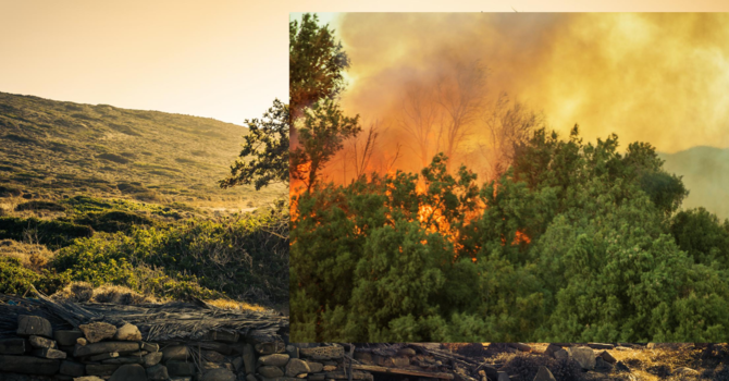 Story ~ Moses At the Burning Bush image
